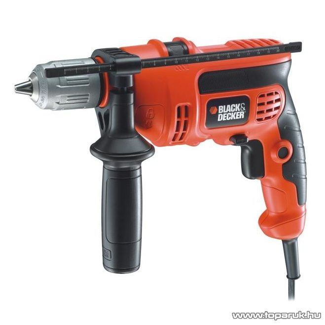 Black & Decker CD714CRES Ütvefúró