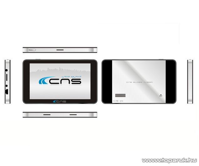 CNS Globe AMBER PNA készülék, navigációs szoftver nélkül