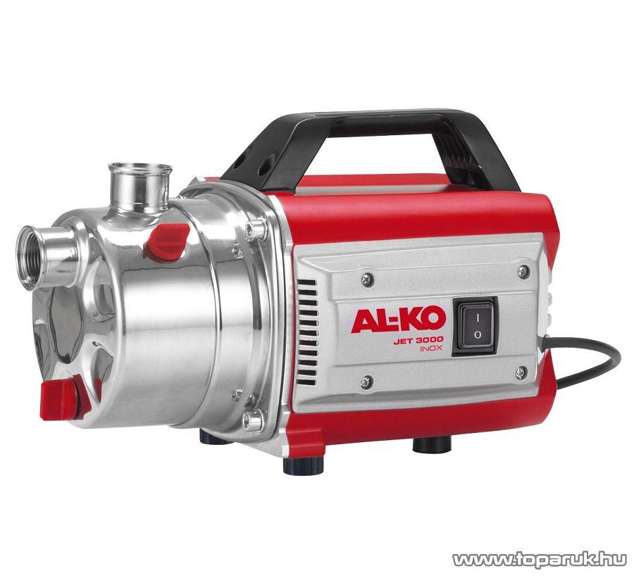 AL-KO JET 3000 INOX kerti szivattyú, 650W
