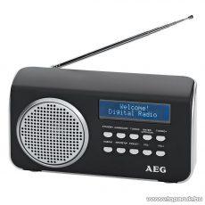 AEG DAB4130 DAB/DAB+ hordozható digitális rádió, többféle szín