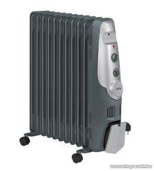 AEG RA5522 11 tagú olajradiátor, 1000/1200/2200 W - készlethiány