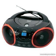 AEG SR4352 Hordozható sztereo rádió CD/MP3/AUX lejátszóval - készlethiány