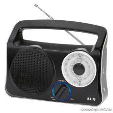 AEG TR4131 Hordozható tranzisztoros rádió - készlethiány
