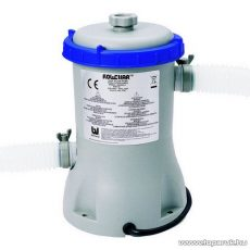 Bestway VPA 019 Papírszűrős vízforgató, 3 m3/h