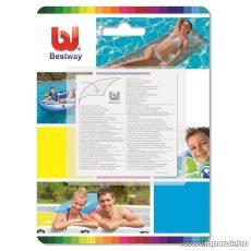 Bestway Öntapadós medence javítófolt, 10 darab / szett (62021)