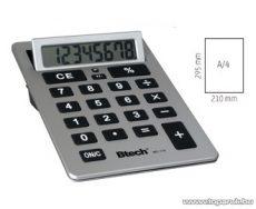 Btech BC 119 A4-es méretű számológép - megszűnt termék: 2015. szeptember