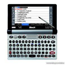 Btech Vocal V5 Érintőképernyős és nyomógombos beszélő szótárgép (fordítógép)