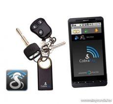 Btech Cobra Tag GPS kulcstartó követőrendszer (távirányító)