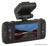 """Cobra drive HD CDR 825E menetrögzítő autós kamera, dash cam, 2,7""""-os LCD kijelzővel"""