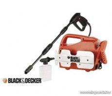 Black & Decker PW1300C Magasnyomású mosó, 1300 W - készlethiány