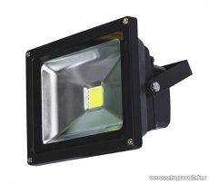 NOCTI Spectrum SLI029001WW Slim kivitelű kültéri COB LED-es fényvető, 10W, meleg fehér fénnyel (32051029)