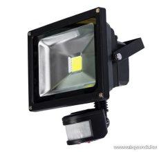 NOCTI Spectrum SLI029002WW-S Mozgásérzékelős kültéri COB LED-es fényvető, 20W, meleg fehér fénnyel (32051034)