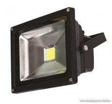 NOCTI Spectrum SLI029002WW Slim kivitelű kültéri COB LED-es fényvető, 20W, meleg fehér fénnyel (32051031)