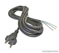 Steck SHL 3153 H05RR-F 3x1,5 Flexo gumi kábel, fekete, 3 m (11150013)