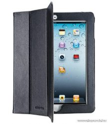 Cellular Line VISION ESSENTIAL Apple iPad 2 és iPad 3 tablet bőrtok, fekete