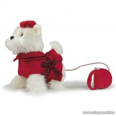 Chi Chi Love Sétáló Poshi Westi kutyus (105891581) - Megszűnt termék: 2014. Február