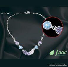 Jade GYJCS1S Classic Set Orvosi acél, mágneses nyaklánc