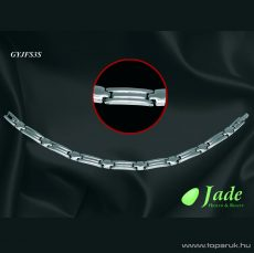 Jade GYJFS4S Fashion Set 4 Orvosi acél, mágneses karkötő, többféle méret - Megszűnt termék: 2015. Október