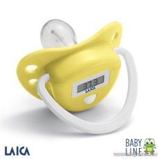 Laica Baby Line Digitális cumis hőmérő, lázmérő (TH3002Y) - Megszűnt termék: 2015. Október