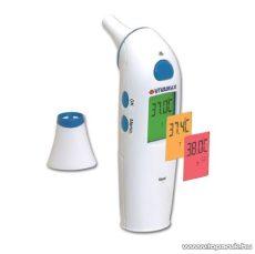 Vivamax GYV7 Színes kijelzős fülhőmérő és homlok lázmérő