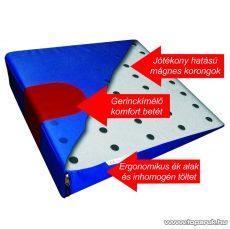 Vivamax GYVA01 Gerinckimélő, tartásjavító mágneses gyógy ülőpárna