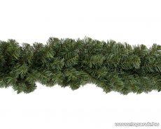 GIRLAND DÚS Zöld színű fenyő girland, 270 cm hosszú, 180 ág (KGR 274)