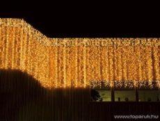 EXPO GALLERY KST 840 Kültéri toldható fényfüggöny EXTRA, 200 x 150 cm, fehér