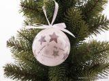 DekorTrend KCG 078 DECOUPAGE Karácsonyi gömbdísz szett, 75 mm, 6 db / csomag