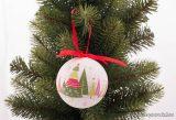 DekorTrend KCG 079 Karácsonyi gömbdísz szett, 75 mm, 14 db / csomag
