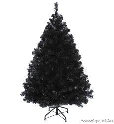 WONDER BLACK fekete dús műfenyő, 150 cm (KFA 395)