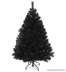WONDER BLACK fekete dús műfenyő, 210 cm (KFA 391) - megszűnt termék: 2017. december
