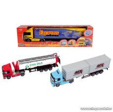 Dickie Express kamion, 3 féle (203414207) - Megszűnt termék: 2015. November