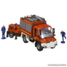 Dickie Fire Alarm tűzoltóautó szett (203444823038) - Megszűnt termék: 2015. November