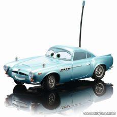 Dickie RC Verdák Finn McMissile távirányítós autó, 1:24 (203089503) - Megszűnt termék: 2015. November