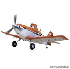 Dickie RC Repcsik Rozsdás (Flying Dusty) távirányítós repülő, 1:20 (203089806) - Megszűnt termék: 2015. November