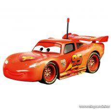 Dickie RC Verdák Villám McQueen távirányítós autó poros fényezéssel, 1:24 (203089537) - Megszűnt termék: 2015. November