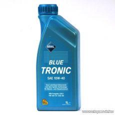 ARAL Blue Tronic 10W40 Ásványolajbázisú szintetikus motorolaj 1 liter, benzines és diesel autókhoz