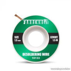 Fahrenheit Ónszívó szalag, 1,5 m hosszú, 1,5 mm széles (10133)