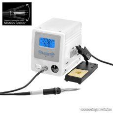 Fahrenheit Digitális forrasztóállomás mozgásérzékelővel, 230V, 60W (28012)