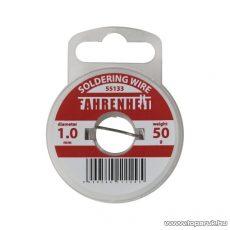 Fahrenheit Forrasztó ón, 1 mm, 50 g (55133) - készlethiány