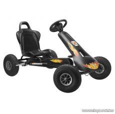 Ferbedo Air Racer AR2 fekete gyermek gokart (8710) - készlethiány