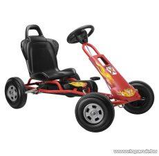 Ferbedo Tourer T1 piros gyermek gokart (5133) - készlethiány