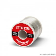 ROSIN FLUX CORED SOLDER Forrasztó ón, 1,5 mm átmérő, 1 kg (55092)