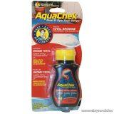 AquaChek Pool&Spa vízelemző tesztcsík, 50 db tesztcsík / doboz