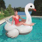 Bestway Hattyú rider, meglovagolható óriás hattyú, úszó sziget