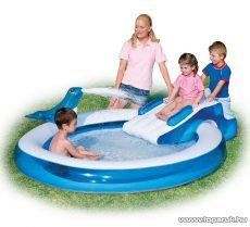 Bestway Fókás gyermek pancsoló medence, 249 x 173 x 56 cm (SME 003) - készlethiány
