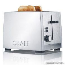 Graef TO80EU 2 szeletes inox kenyérpirító