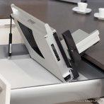 Graef UNA98 Beépíthető, összecsukható szeletelő gép, fogazott körkéssel