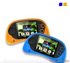 """MyAudio Kids Mobil játék konzol, 2,7"""" TFT, 9 nagy felbontású 3D, további 91 különböző játékkal - készlethiány"""