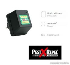 PestXRepel PR-220.1 Elektromágneses rágcsálóriasztó 230V 120 m2